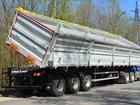 Смотреть изображение Грузовые автомобили Самосвальный полуприцеп для перевозки зерна 32376203 в Волгограде