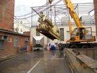 Изображение в   Такелажные работы. До 200 тонн. Транспорт в Краснодаре 12