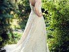 Фотография в Одежда и обувь, аксессуары Свадебные платья Продам изысканное свадебное платье французской в Краснодаре 8000