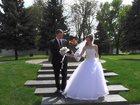 Изображение в   Продам свадебное платье не дорого, бу. в Краснодаре 8000