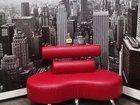 Скачать foto Мягкая мебель офисный диван красный 33664356 в Краснодаре
