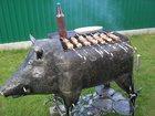 Фото в   Креативный скульптурный мангалКабан в Краснодаре 0