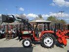 Скачать бесплатно фото Трактор Продам японский мини трактор Hinomoto N279D 34441096 в Краснодаре