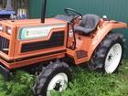 Свежее foto Трактор мини трактор HINOMOTO N249D 34883727 в Краснодаре