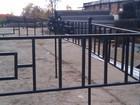 Изображение в Мебель и интерьер Разное Ограда на кладбище можно заказать по своим в Краснодаре 1110