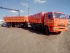 Скачать бесплатно фото Грузовые автомобили камаз 65115 зерновоз 37689634 в Краснодаре
