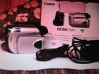 Смотреть фотографию Видеокамеры Видеокамера бытовая Canon DC310 б\у в отличном состоянии 38741751 в Краснодаре