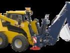 Уникальное фото Навесное оборудование Экскаватор НЭ, 30 для минипогрузчика 39411509 в Коломне