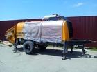 Скачать изображение Спецтехника Стационарный бетононасос Sany HBT60C-1816D III 39583751 в Краснодаре