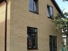 Купите новый дом в Новознаменском, капитальный ,теплый, кирп