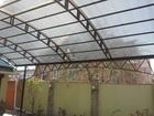 Уникальное foto  Навесы из сотового поликарбоната, Качественно, В срок, 67718222 в Краснодаре