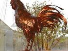 Увидеть фото  Скульптура из металлаЗолотой петушок 67839769 в Краснодаре