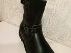 Новое фотографию Детская обувь Сапоги для мальчика р, 38 б/у, нат, кожа 68862031 в Краснодаре