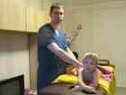 Уникальное foto Массаж Детский массаж на дому и в кабинете 69332543 в Краснодаре