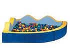 Уникальное изображение  Детский угловой манеж волна 69448229 в Краснодаре