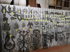 Уникальное фото  Металл, Кованые элементы, 69789764 в Краснодаре