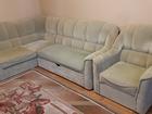 Свежее фотографию Мягкая мебель Продается угловой диван с креслом (б/у) 80972932 в Краснодаре