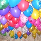 Оформление воздушными шарами,доставка круглосуточно