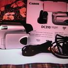 Видеокамера бытовая Canon DC310 б\у в отличном состоянии