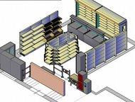 Оборудование для продуктовых магазинов Комплексное оснащение продуктового магази