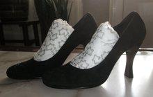 Продаю женские чёрные туфли немецкой фирмы Mascotte, р, 38