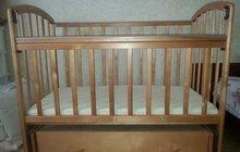 Продаю детскую кроватку Фея
