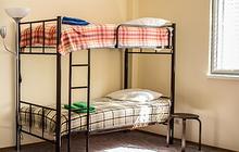 Кровати двухъярусные, односпальные для хостелов, гостиниц,баз отдыха