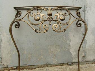 Свежее изображение  Подставки для ванной и раковины кованые 32806076 в Краснодаре