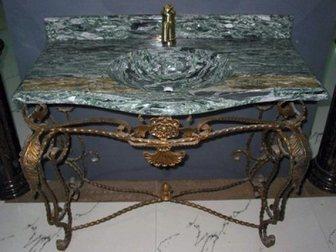Уникальное foto  Подставки для ванной и раковины кованые 32806076 в Краснодаре