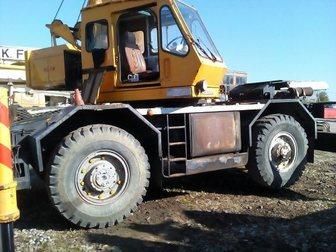 Новое изображение Спецтехника Автокран като 25 тонн 33026302 в Краснодаре