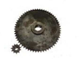 Свежее foto Спецтехника Продам комплект звездочек бетоноподмешивателя 33047835 в Краснодаре