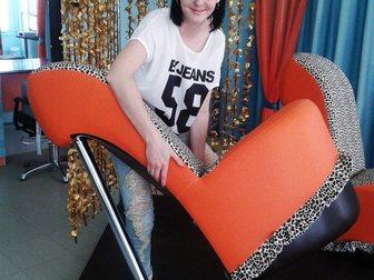 Уникальное фото Мягкая мебель кресло-туфелька 33664559 в Краснодаре