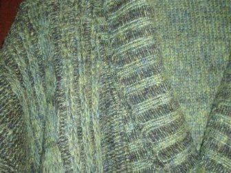 Скачать бесплатно фотографию Мужская одежда Пуловер мужской вязаный, натур, шерсть, р, 50-52, Lucky Fashion Wear, Индия, 33811307 в Краснодаре