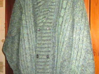 Смотреть изображение Мужская одежда Пуловер мужской вязаный, натур, шерсть, р, 50-52, Lucky Fashion Wear, Индия, 33811307 в Краснодаре