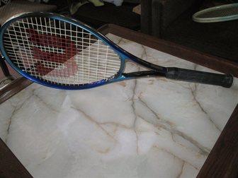 Свежее фото  Легендарная теннисная ракетка WILSON EUROPA из Германии, 33989266 в Краснодаре