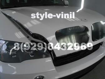 Смотреть фото Тюнинг Защита кузова автомобиля антигравийной плёнкой от сколов и царапин, нанесение винила на автомобиль 35520520 в Краснодаре