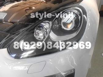 Новое фотографию Тюнинг Защита кузова автомобиля антигравийной плёнкой от сколов и царапин, нанесение винила на автомобиль 35520520 в Краснодаре