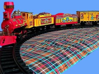 Просмотреть фотографию Детские игрушки Игрушечный цирковой музыкальный поезд 38819777 в Краснодаре