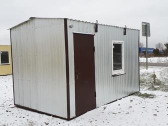 Увидеть фото  временное жилье, мобильный офис, КПП 74312589 в Краснодаре
