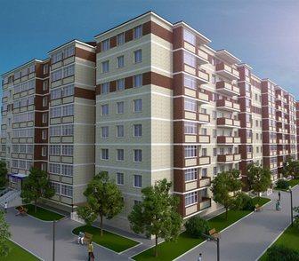 Фото в   1-комнатная квартира в новом жилом комплексе в Краснодаре 822500