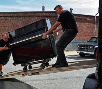 Фотография в   перевозим и поднимаем на этаж пианино, сейфы в Краснодаре 300