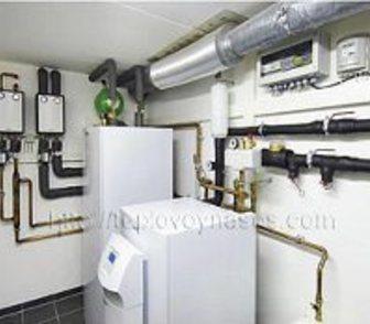 Изображение в Бытовая техника и электроника Кондиционеры и обогреватели Тепловой насос –   - отопление без газа  в Краснодаре 0
