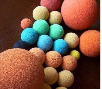 Фотография в Авто Спецтехника продаю мячи и пыжи промывочные разного диаметра в Краснодаре 350