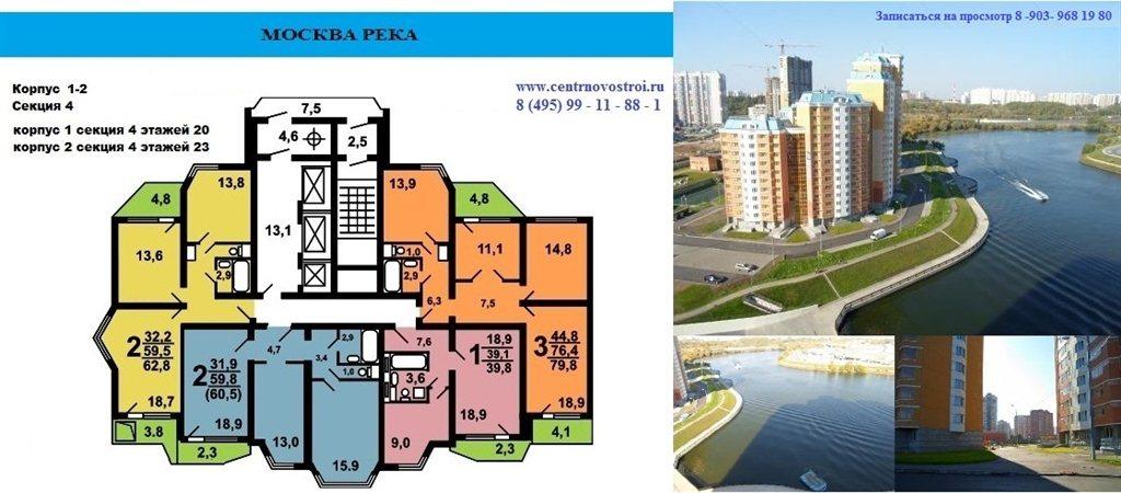 Соседи размещайте ваши объявления продам 3 комнатную квартиру в павшинской пойме в этой теме