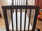 Кровать детская с механизмом маяк 120*60