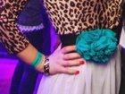 Свежее изображение Женская одежда Платье летнее с поясом 32694669 в Красноярске