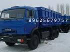 Свежее фото Грузовые автомобили КАМАЗ 45144 зерновоз самосвал сельхозник 35301059 в Барнауле
