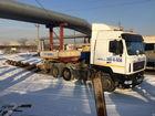 Скачать бесплатно фото  Аренда трала 40 тонн, длинна площадки 12 м, 36968535 в Красноярске