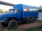 Смотреть фото Вахтовый автобус Вахтовка УРАЛ вездеход, 20 мест+2 36968826 в Красноярске