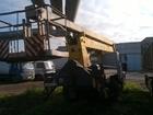 Скачать фотографию Автогидроподъемник (вышка) Аренда автовышки на базе Зил АГП 22 высота подъема 22м 36968924 в Красноярске